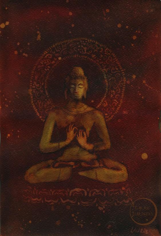 Bouddha fire 1 L