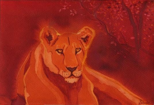 The Lionness