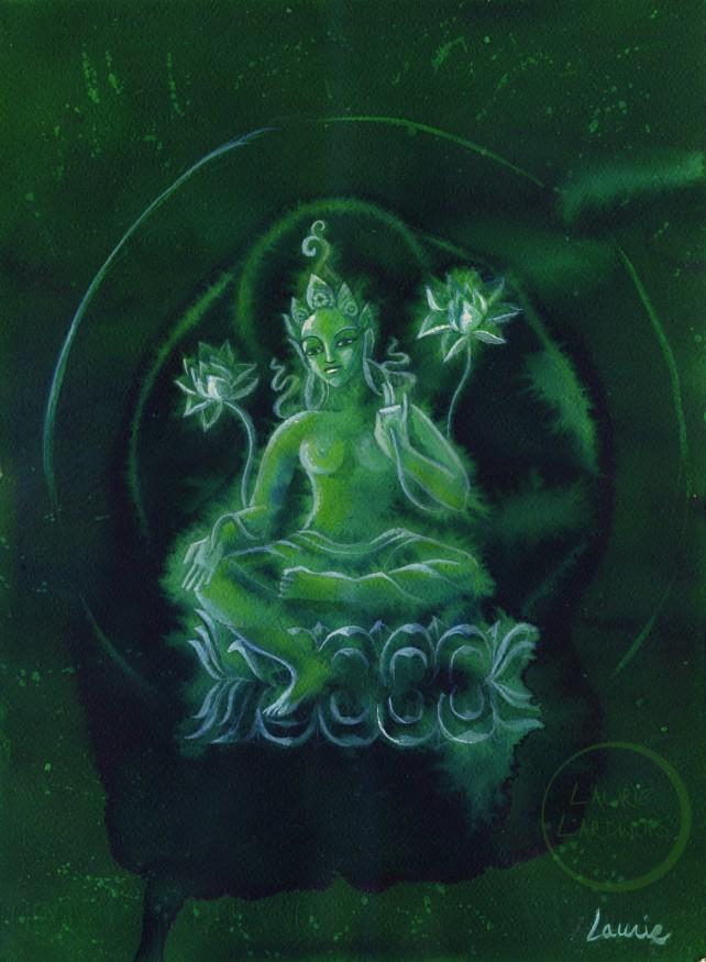 Green Tara L
