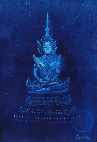 Thai bouddha L