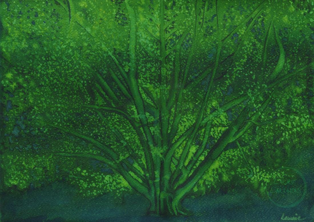 The tree L